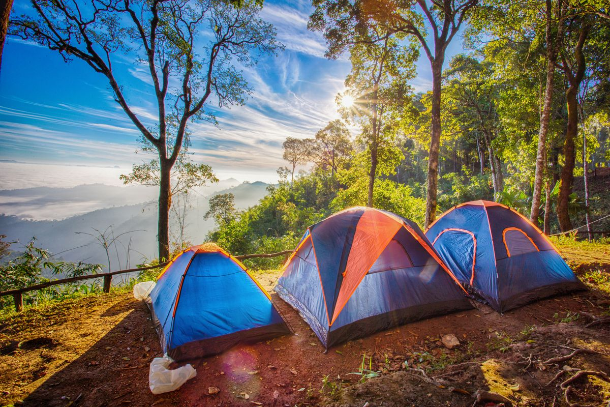 Choose Vango Airbeam to Stay in Camps as There is no Installation is Needed